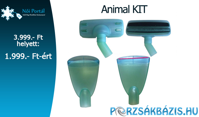 Animal KIT szett