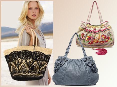 A nyári táskák legjellemzőbb anyaga a vászon b3ba3975af