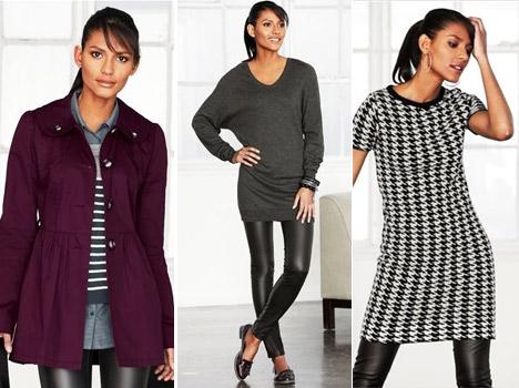 Az őszi trend egyik nagy dobása a bőr hatású leggings. Szexi a7c1560301
