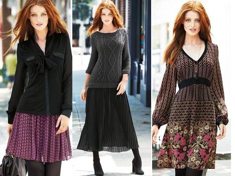 A mell alatt vagy derékban összehúzott ruhák trendje az idei ősz 3c6eefd11c