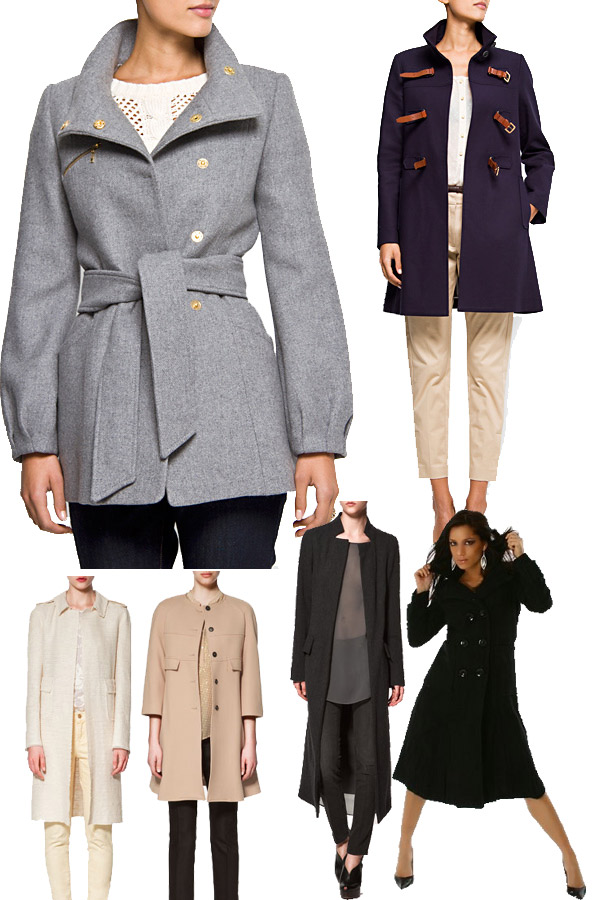 A megújuló tavaszi kabátok  c5d4fb9971