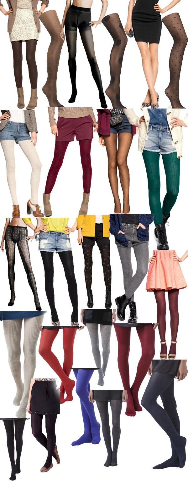 ef56623c3d Színes harisnyák, és zoknik - az őszi trendek - Női Portál