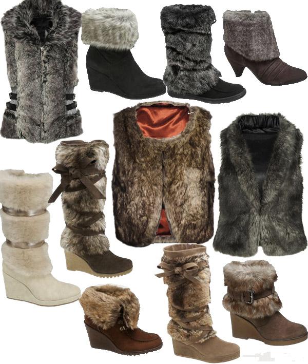 5df00907212f Szőrme mindenütt! - a téli divat sztárja - Női Portál