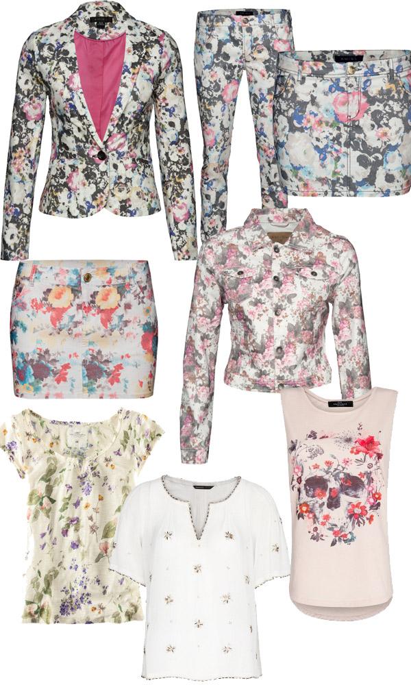 a4a7ea3dd2 Ha teltett alkatú vagy, akkor semmi esetre se válassz nagy virágmintás  ruhadarabokat, maradj inkább az apró, finom mintáknál. És ugyanez fordítva  is igaz, ...