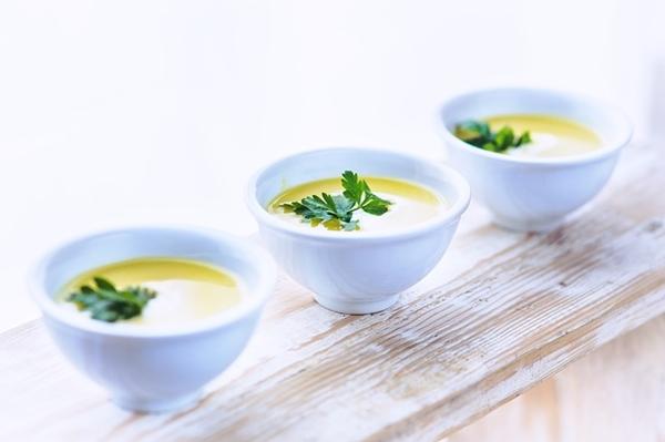 fogyókúra zacskós levessel
