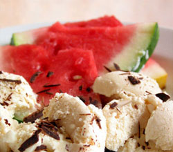 1. Részeges görögdinnye fagylalttal