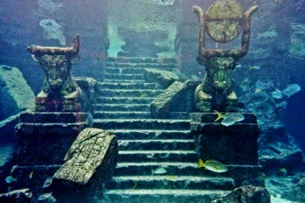 3 a tenger által elnyelt ősi város