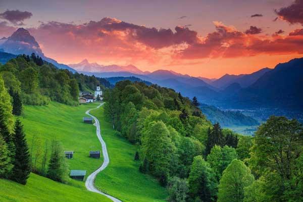 A világ leggyönyörűbb mágikus kisvárosai a semmi közepén