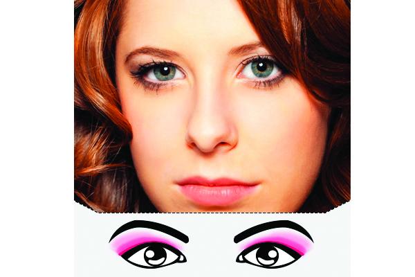 Így sminkelj a szemformádnak megfelelően!