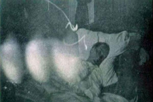 Hátborzongató, házilag készült szellemfotók