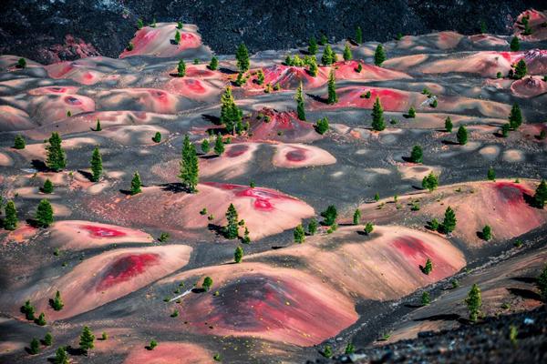 20 abszolút lenyűgöző túlvilági táj, amit megtalálhatsz itt a Földön