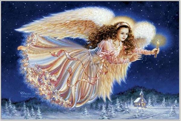 6 dolog, amit megtesznek érted az angyalok Decemberben