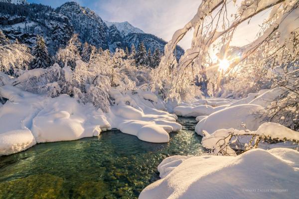 15 pazar téli táj, ami nyomban a szívedbe lopja magát