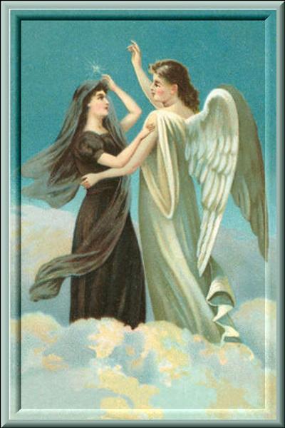 5 dolog, amit a női angyalok üzennek a Földön élő nőknek!