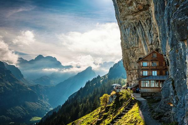 Íme, 10 fenséges szálloda mesés paradicsomi helyeken