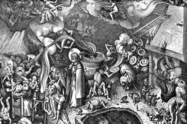 5 fantasztikus sztori gyermekboszikról és boszorkányok gyermekáldozatairól
