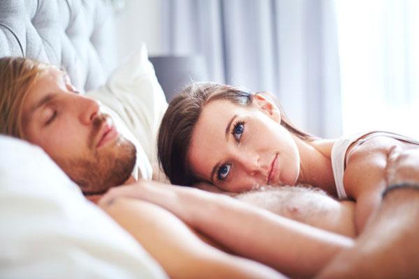 Ez az 5 negatív hatása a szexmentes életnek