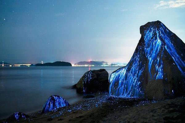 Ez az 5 gyönyörű tengerpart, amely mágikus fényekben pompázik