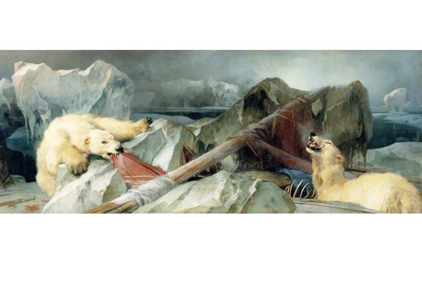 Íme, 5 átkozott, avagy kísértetjárta festmény