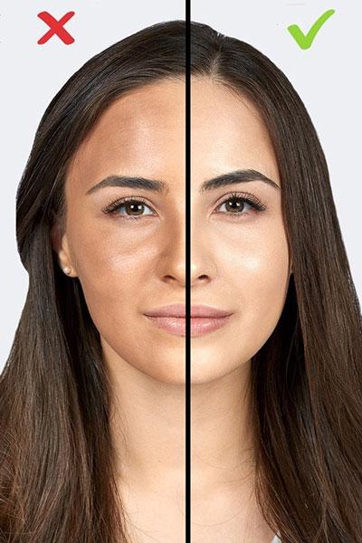 Ez a 10 gyakori sminkelési hiba idősebbé tesz téged