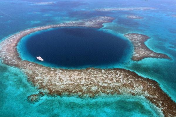 Vess egy pillantást a világ 10 legveszélyesebb vízzel borított területére