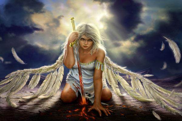 Íme, 7 titok, amit az angyalok árultak el magukkal kapcsolatban
