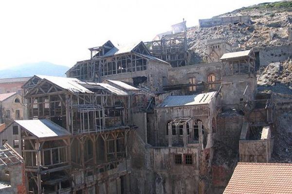 Ez a 12 elhagyatott hely a nagyvilágban valaha virágzott