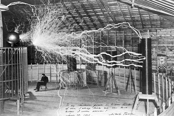 Tesla 7 rejtélyes és kissé ijesztő terve