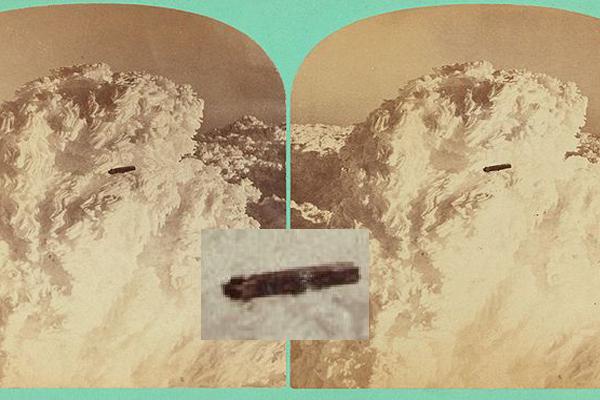 Íme, ufókról készült döbbenetes és valódi felvételek az 1870-1979 évekből