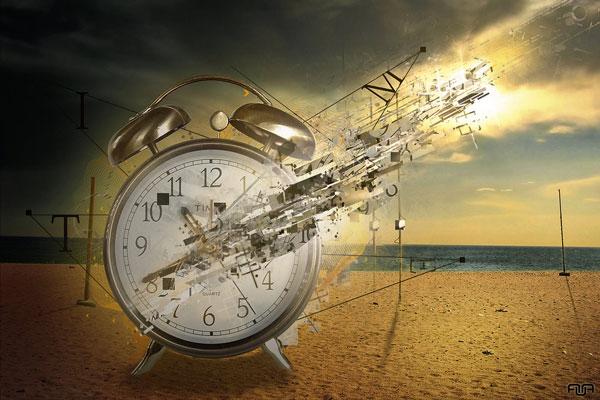Az Idő Angyalának 5 fontos üzenete a földi időnkkel kapcsolatban!