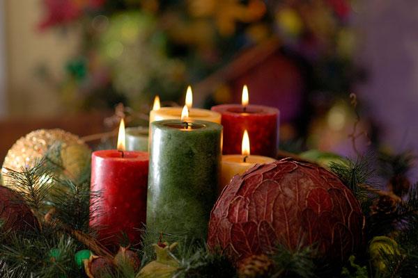 5 gyönyörű ünnepi mágia Szentestére és Karácsonyra
