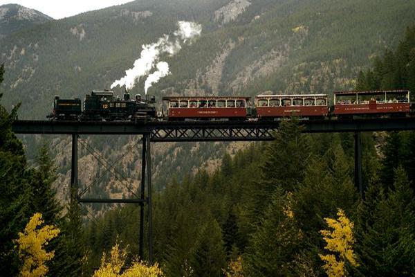 Ez itt a 8 legveszélyesebb vasútvonal a világon