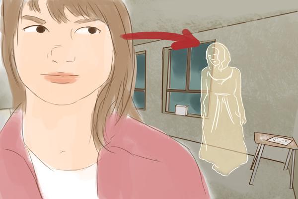 10 jel, miszerint kapcsolatban állsz egy szellemmel