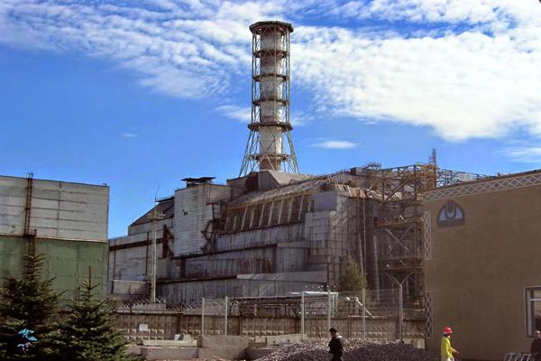 Hátborzongató képek Csernobilról