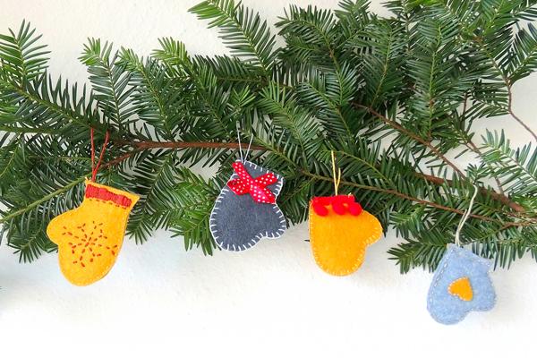 3 nagyon tuti karácsonyfadísz ötlet