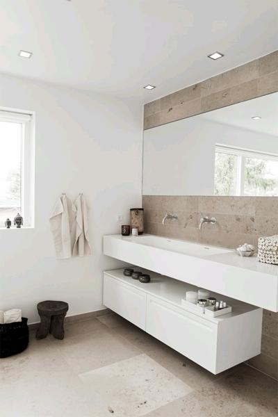 10 dolog, amit érdemes figyelembe venni aprócska fürdőben
