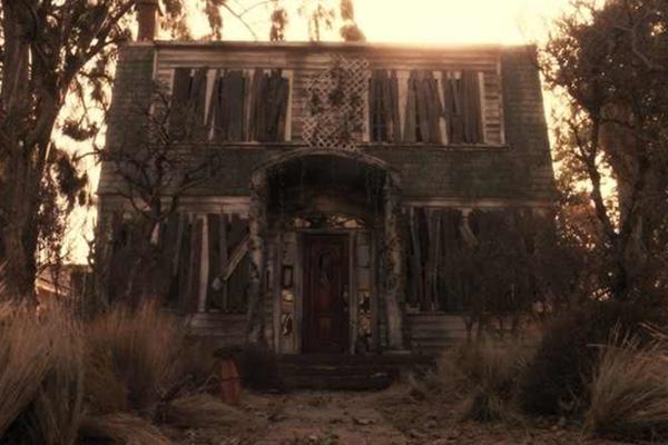 Gyilkos házak
