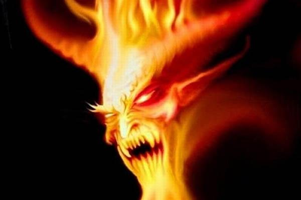 A 6 WC démon és istenség