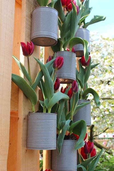 Egyedi kerti dekor saját kezűleg