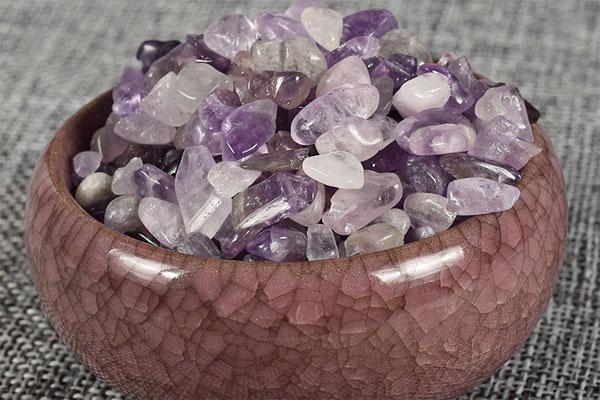 Így helyezd el a kristályokat
