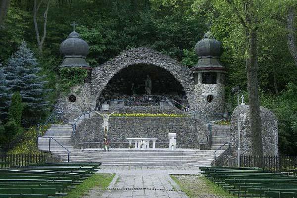 Szent helyek kis hazánkban