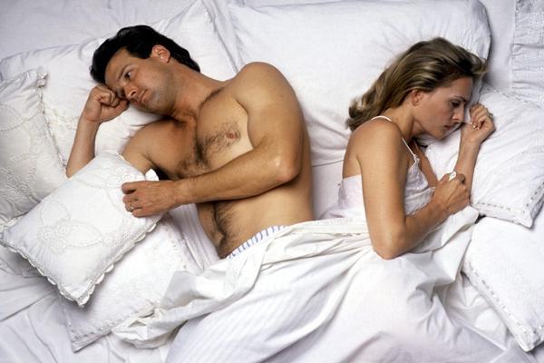 Ezt az 5 dolgot nagyon utálják a pasik az ágyban