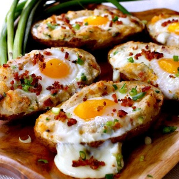 A legjobb tojásételek ínyenceknek is